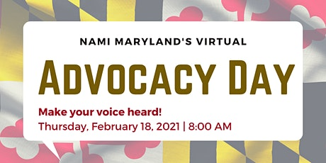 2021 Virtual Advocacy Day tickets