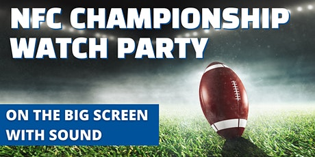 NFC Championship Watch Party tickets