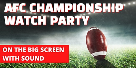 AFC Championship Watch Party tickets