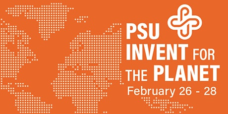 PSU Invent for the Planet 2021 tickets