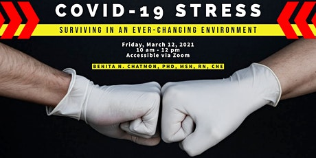 COVID-19 Stress: Surviving in an Ever-Changing Environment tickets
