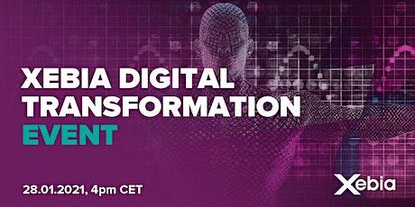 Xebia Digital Transformation Event tickets