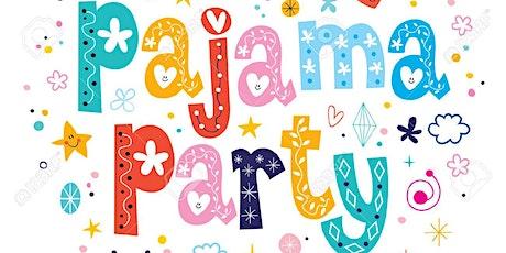 Pyjama and Disco Party at Big Top Playhouse tickets