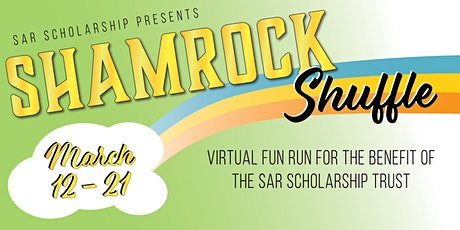 Shamrock Shuffle Virtual Fun Run tickets