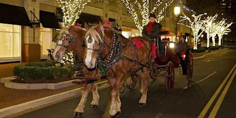 Valentine's Carriage Rides at Reston Town Center tickets