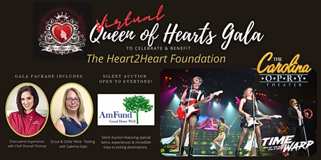 VIRTUAL Queen of Hearts Gala tickets