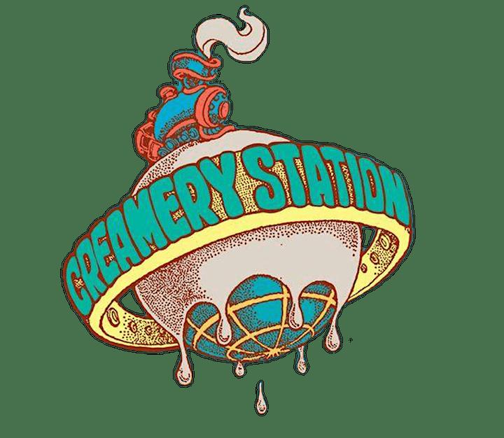 CREAMERY STATION @Village Brewing Company image