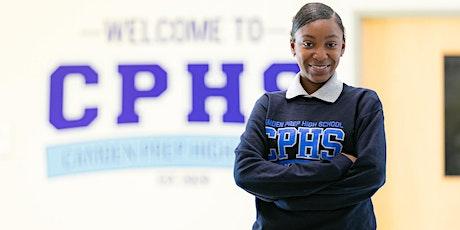 Camden Prep High School Virtual Open House! tickets
