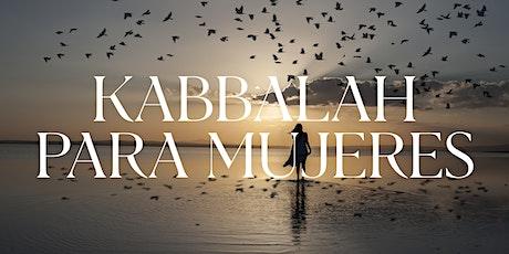 Kabbalah para Mujeres | México entradas