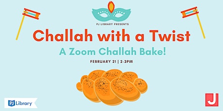 Challah Bake with a Twist tickets