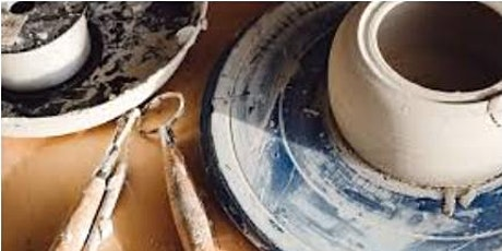 Adult Pottery Class - 9 week session tickets