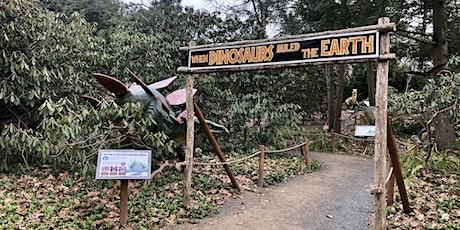 February Preschool Nature Walk - Dinosaur Adventure tickets