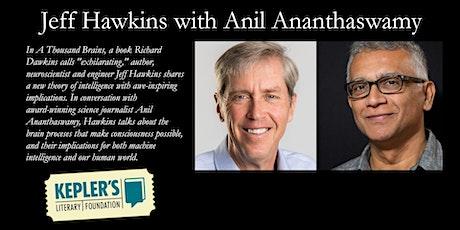 Jeff Hawkins with Anil Ananthaswamy tickets