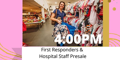Lullabies and Mudpies First Responders & Hospital Staff PRESALE PS21 tickets