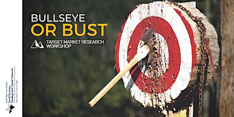 Target Market Research: Bullseye or Bust (Part 2 of 3) tickets