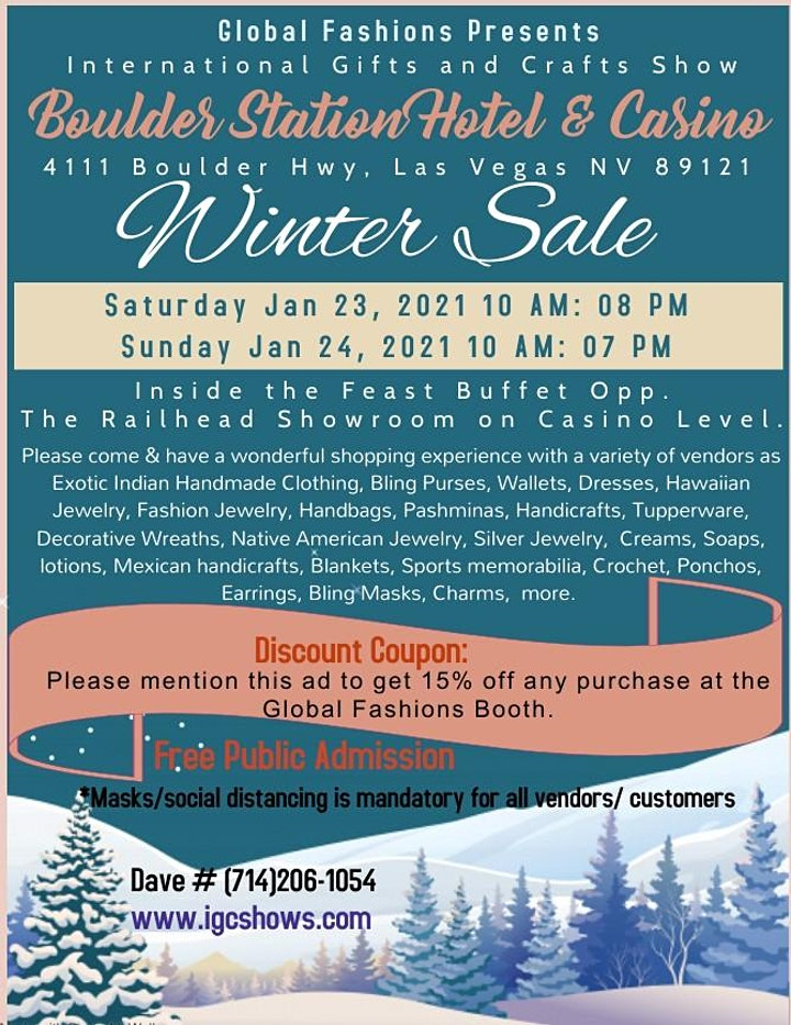 International Gifts and Crafts Show Presented by Global Fashions image