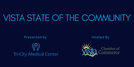 Vista State of the Community tickets