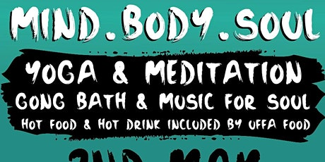 MIND. BODY. SOUL. tickets