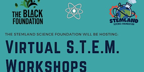 Virtual S.T.E.M. Workshops tickets