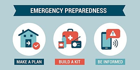 Let's Get Ready: Planning Together for Emergencies tickets
