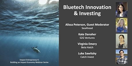 Bluetech Innovation & Investment tickets