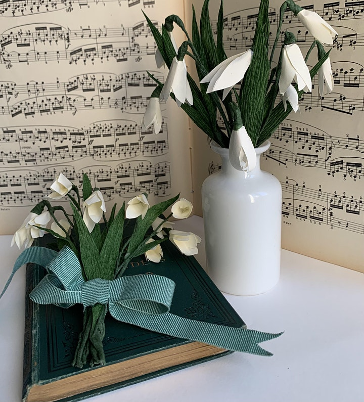 SNOWDROPS -Flower of the Month image