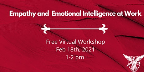 Empathy and Emotional Intelligence in the Workplace tickets