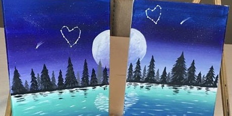 Couples Sip & Paint tickets