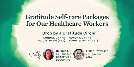 Free Gratitude Self-Care Circle:  Healing for Healthcare Workers tickets