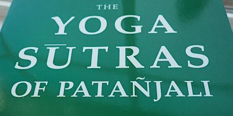 Free Tuesday Yoga Sūtra Class tickets