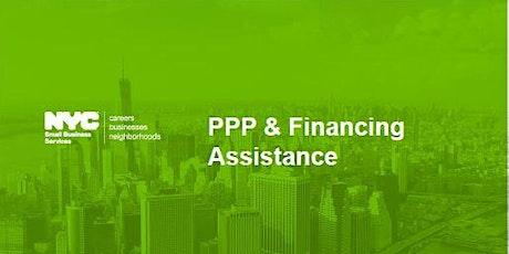 薪資保護計劃 + 融資援助 | 2021年1月21日下午三點半 tickets