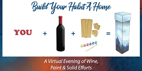 Build Your Habit a Home - Paint Night tickets