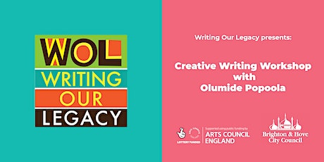 Writing Workshop with Olumide Poopola tickets