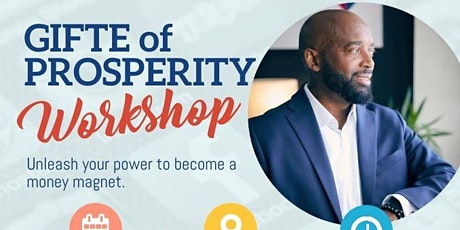 The GIFTE of Prosperity 2021 tickets
