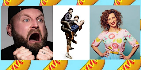 Pappy's Flatshare Slamdown w/ Arron Crascall and Felicity Ward tickets