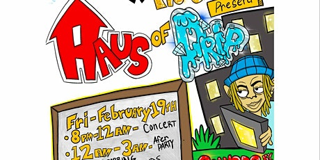 Haus Of Drip Concert + After Party tickets