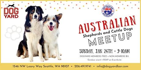 Aussie Meetup at the Dog Yard in Ballard tickets