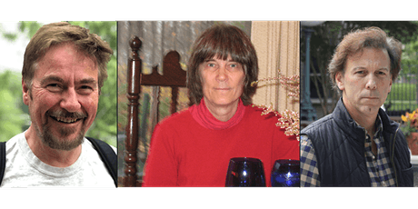 Three Acclaimed Able Muse Press Authors Read: Beaton, Grosholz, Harmon tickets