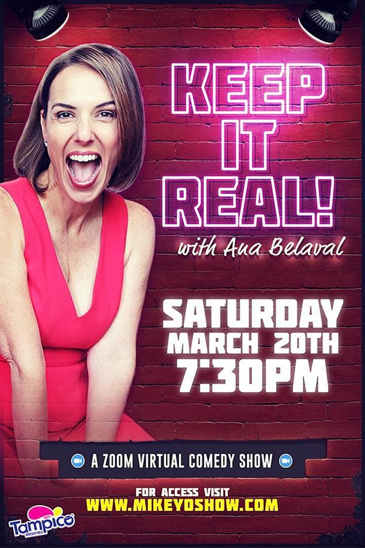 Keep it Real with Ana Belaval image