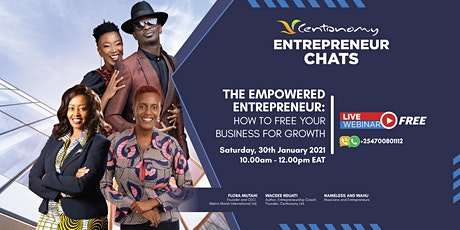 The Empowered Entrepreneur: How to Free your Business for Growth tickets