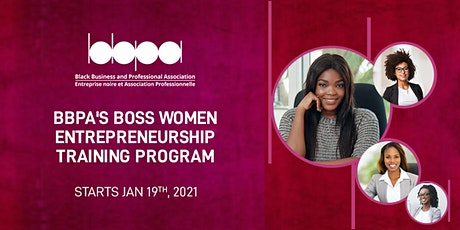 Boss Women Entrepreneurship Training Program 3.0! tickets