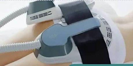 Taller de aplicación de Pulsos Magnéticos entradas