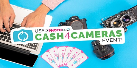 Cash 4 Cameras tickets