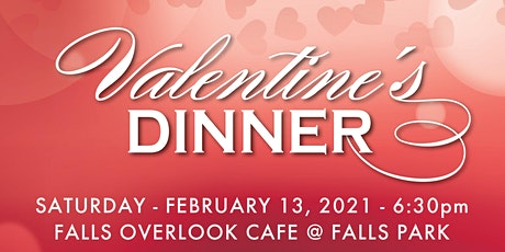 Valentine's 5 Course Dinner tickets