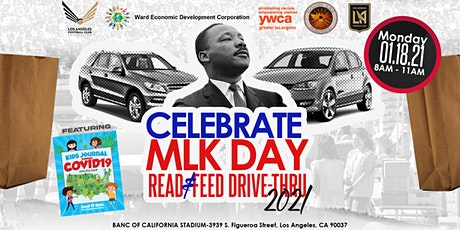 MLK Day Read & Feed Drive-Thru  2021 tickets