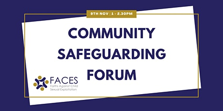 Community Safeguarding Forum tickets