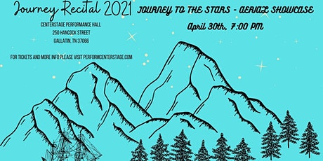 Recital 2021 - Journey to the Stars - Aerial Showcase tickets