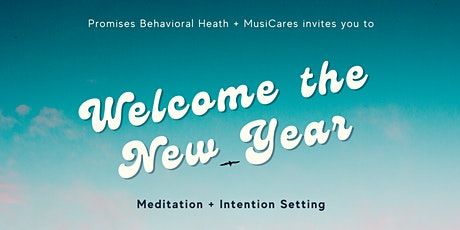 New Year Meditation + Intention Setting tickets