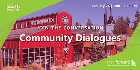 Community Dialogues tickets