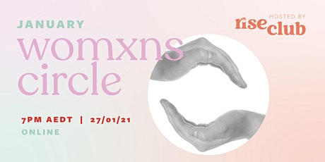 January Womxn's Circle tickets